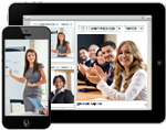 High-quality video with toll-quality voice. Video Meeting Room in sync with desktop sharing & presentation tools.